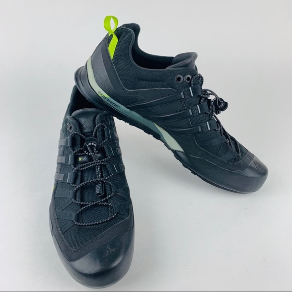 great fit new concept look out for Adidas Terrex Solo Stealth Approach Shoe Men's 14